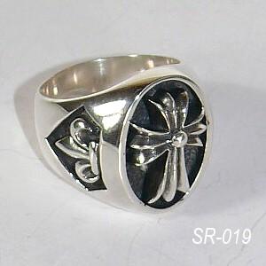 Описание: Мужские серебряные перстни, кольца