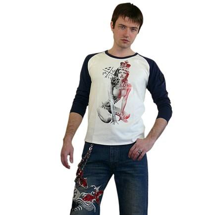 М ужская молодежная стильная одежда