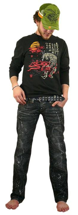 мужские джинсовые шорты - Джинсы.