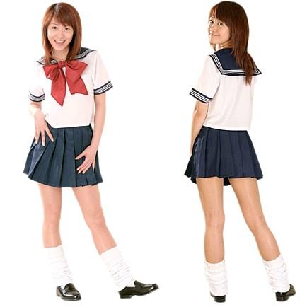 Понедельник, 20 июня 2011.  Хочу сшить японскую школьную форму.