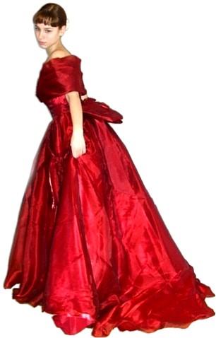 Бальное свадебное платье напрокат